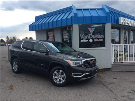 2017 GMC Acadia SLE-1 (Stk: B7563) in Ajax - Image 1 of 21