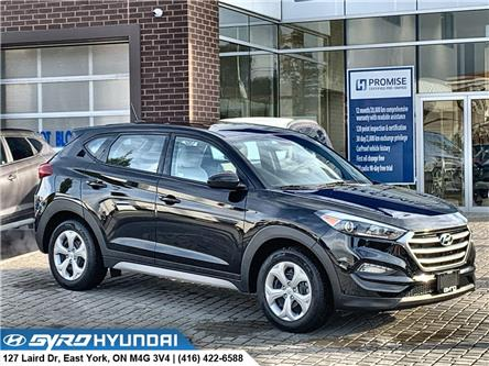 2017 Hyundai Tucson Base (Stk: H5347A) in Toronto - Image 1 of 28