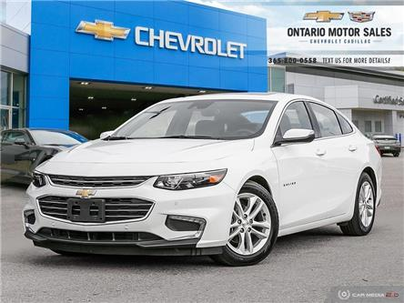 2017 Chevrolet Malibu Hybrid Base (Stk: 13033B) in Oshawa - Image 1 of 36