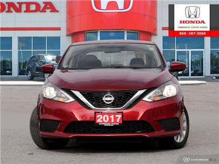 2017 Nissan Sentra  (Stk: 20433A) in Cambridge - Image 2 of 27