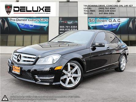 2013 Mercedes-Benz C-Class Base (Stk: D0678) in Concord - Image 1 of 23