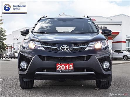 2015 Toyota RAV4  (Stk: E8016) in Ottawa - Image 2 of 30