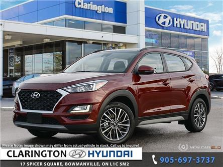 2020 Hyundai Tucson Preferred w/Trend Package (Stk: 19827) in Clarington - Image 1 of 24