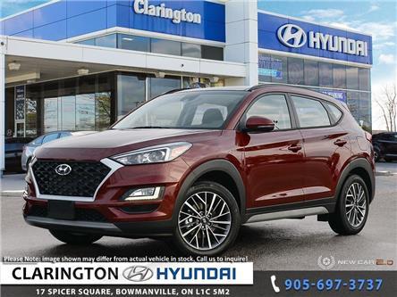 2020 Hyundai Tucson Preferred w/Trend Package (Stk: 19827) in Clarington - Image 1 of 24