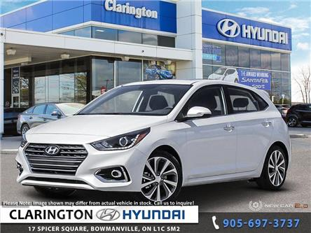2020 Hyundai Accent Ultimate (Stk: 19838) in Clarington - Image 1 of 23