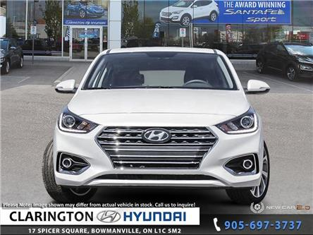2020 Hyundai Accent Ultimate (Stk: 19838) in Clarington - Image 2 of 23