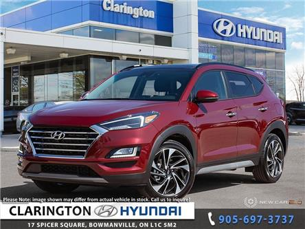 2020 Hyundai Tucson Ultimate (Stk: 19830) in Clarington - Image 1 of 24