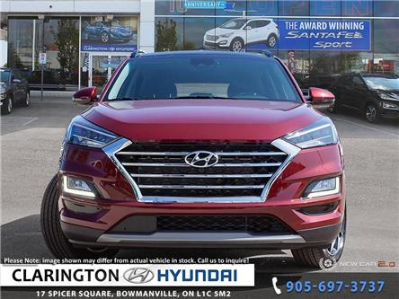 2020 Hyundai Tucson Ultimate (Stk: 19830) in Clarington - Image 2 of 24