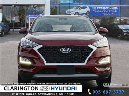 2020 Hyundai Tucson Preferred w/Trend Package (Stk: 19831) in Clarington - Image 2 of 24