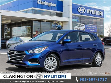 2020 Hyundai Accent Preferred (Stk: 19835) in Clarington - Image 1 of 24