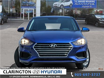 2020 Hyundai Accent Preferred (Stk: 19835) in Clarington - Image 2 of 24