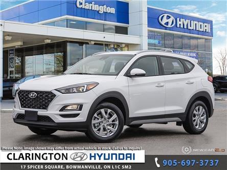 2020 Hyundai Tucson Preferred w/Sun & Leather Package (Stk: 19829) in Clarington - Image 1 of 24