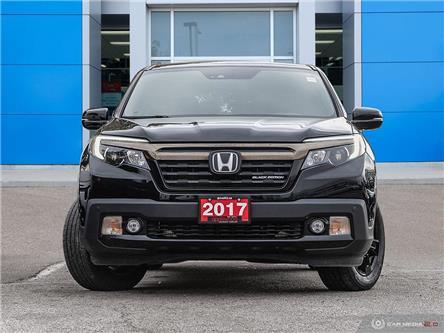 2017 Honda Ridgeline Black Edition (Stk: 501910TU) in Mississauga - Image 2 of 26