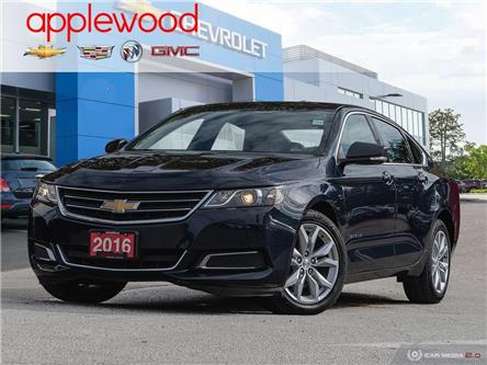 2016 Chevrolet Impala 2LT (Stk: 200913TU) in Mississauga - Image 1 of 26