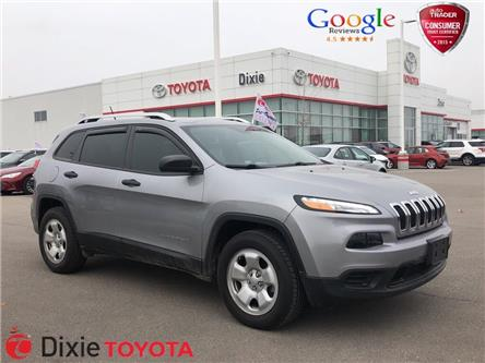 2015 Jeep Cherokee Sport (Stk: D192277A) in Mississauga - Image 1 of 18