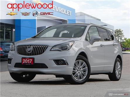 2017 Buick Envision Preferred (Stk: 13878P) in Mississauga - Image 1 of 27