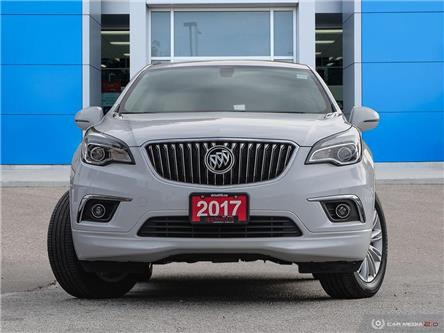 2017 Buick Envision Preferred (Stk: 13878P) in Mississauga - Image 2 of 27