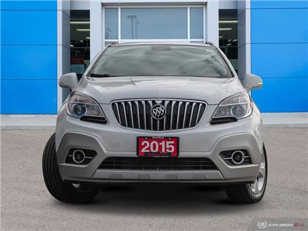 2015 Buick Encore Convenience (Stk: 122668P) in Mississauga - Image 2 of 27