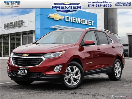 2019 Chevrolet Equinox LT (Stk: P19288) in Windsor - Image 1 of 29