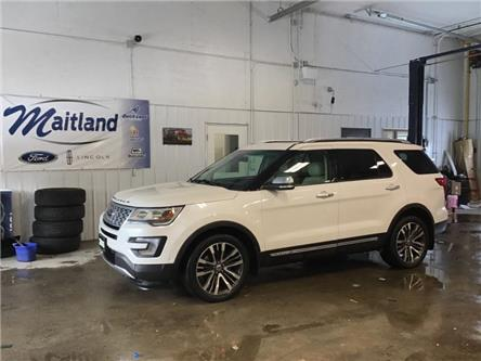 2016 Ford Explorer Platinum (Stk: 94067) in Sault Ste. Marie - Image 2 of 30