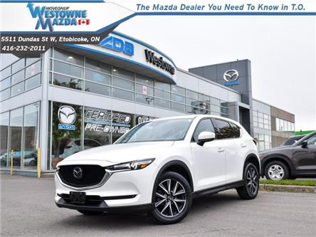 2018 Mazda CX-5 GT (Stk: P4052) in Etobicoke - Image 1 of 30