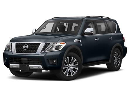 2020 Nissan Armada Platinum (Stk: M20A001) in Maple - Image 1 of 9