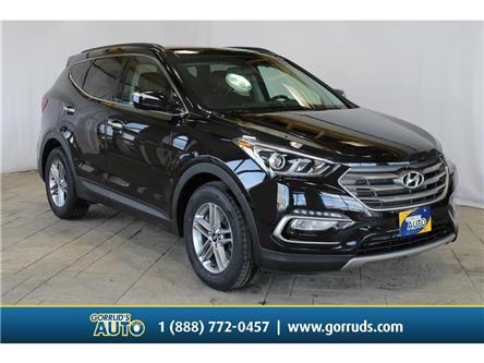 2018 Hyundai Santa Fe Sport 2.4 Luxury (Stk: 516851) in Milton - Image 1 of 46