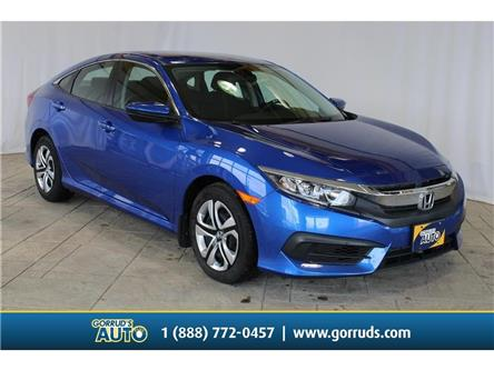 2017 Honda Civic LX (Stk: 002969) in Milton - Image 1 of 42