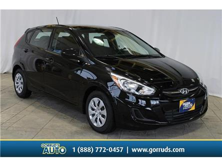 2017 Hyundai Accent  (Stk: 371645) in Milton - Image 1 of 43