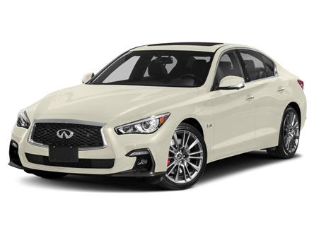 2020 Infiniti Q50 Signature Edition (Stk: H9100) in Thornhill - Image 1 of 9