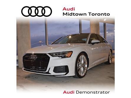 2019 Audi A6 55 Technik (Stk: DAU6458) in Toronto - Image 1 of 34