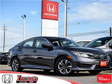 2017 Honda Civic LX (Stk: OE4348) in Hamilton - Image 1 of 21