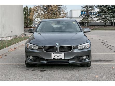 2012 BMW 320i  (Stk: U5726A) in Mississauga - Image 2 of 20
