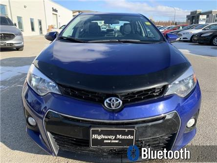 2016 Toyota Corolla S (Stk: M19117A) in Steinbach - Image 2 of 23