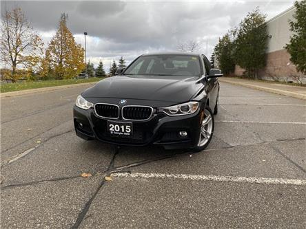2015 BMW 328i xDrive (Stk: P1567) in Barrie - Image 1 of 7