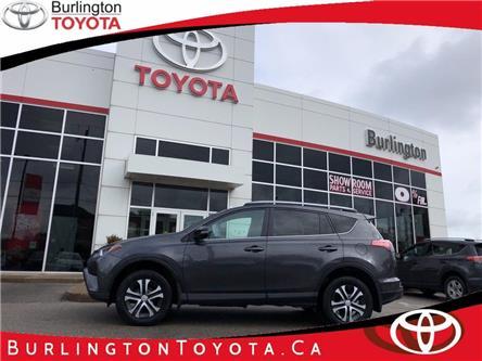 2017 Toyota RAV4 LE (Stk: U10876) in Burlington - Image 1 of 16