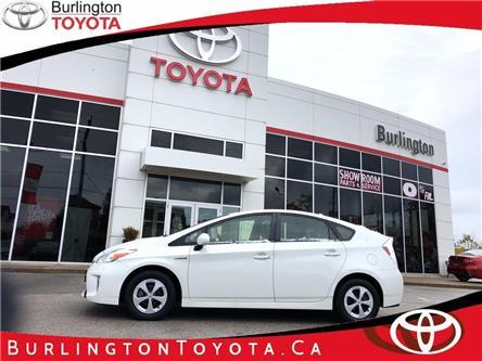 2012 Toyota Prius Base (Stk: 208003A) in Burlington - Image 1 of 17