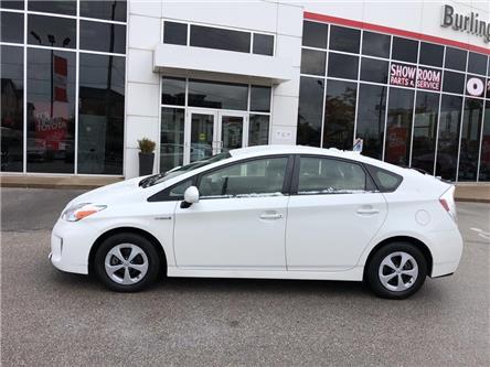 2012 Toyota Prius Base (Stk: 208003A) in Burlington - Image 2 of 17