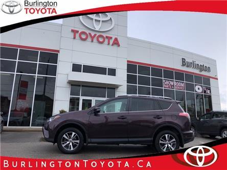 2016 Toyota RAV4 XLE (Stk: 204008A) in Burlington - Image 1 of 20