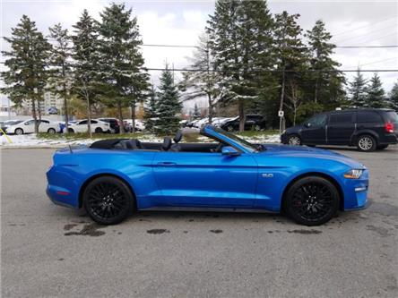 2019 Ford Mustang GT Premium (Stk: P8949) in Unionville - Image 1 of 13