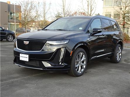 2020 Cadillac XT6 Sport (Stk: 0201350) in Langley City - Image 1 of 6