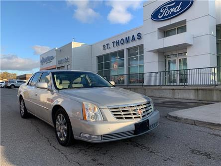 2011 Cadillac DTS Base (Stk: P6882A) in St. Thomas - Image 1 of 16