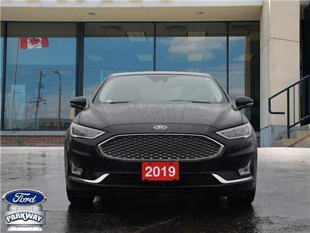 2019 Ford Fusion Hybrid Titanium (Stk: P0631) in Waterloo - Image 2 of 22