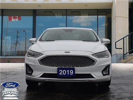 2019 Ford Fusion Hybrid Titanium (Stk: P0632) in Waterloo - Image 2 of 24