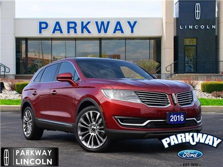 2016 Lincoln MKX Reserve (Stk: P0648) in Waterloo - Image 1 of 26