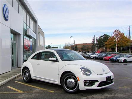 2017 Volkswagen Beetle 1.8 TSI Classic (Stk: 97202A) in Toronto - Image 1 of 21
