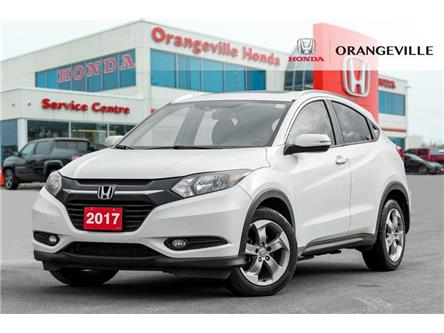 2017 Honda HR-V EX-L (Stk: U3274) in Orangeville - Image 1 of 21