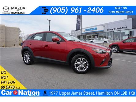 2019 Mazda CX-3 GS (Stk: DR243) in Hamilton - Image 1 of 34