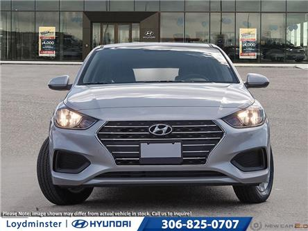 2020 Hyundai Accent Preferred (Stk: 0AC9665) in Lloydminster - Image 2 of 23