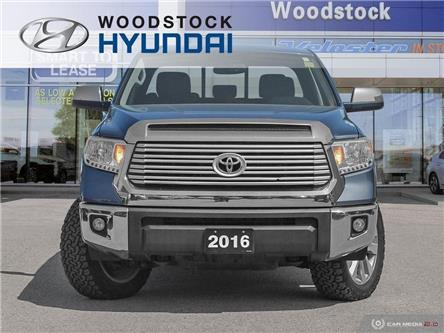 2016 Toyota Tundra Limited 5.7L V8 (Stk: P1443) in Woodstock - Image 2 of 27
